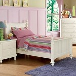 875T Pottery Bed White