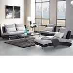 9607 Renton Armless Sofa Set