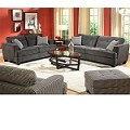 9856 Maya Sofa Set Gray