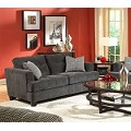 9856 Maya Loveseat Gray
