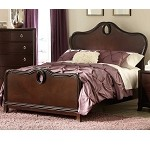 Lund Bed - Rich Cherry