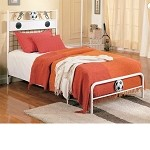 133SC Melody Land Soccer Bed