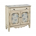 DS-517064 Hall Chest in Multi-Painted Finish