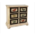 DS-517171 Hall Chest in Libby Finish