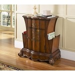 DS-664257 Accent Chest in Walnut Finish