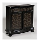 DS-969116 Accent Chest in Black/Painted Finish