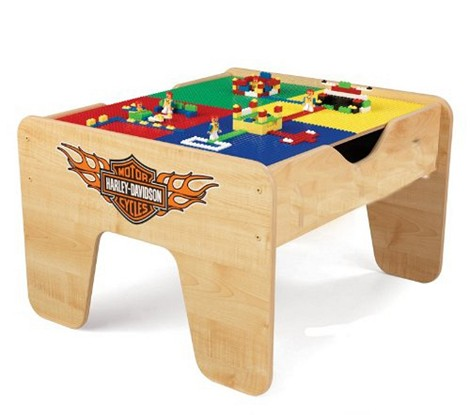 Harley-Davidson® Activity Table