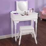 Sweetheart Vanity & Stool