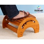 Adjustable Stool for Nursing - Honey
