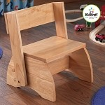 Large Flip Stool - Natural