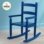 2-Slat Rocker - Blue