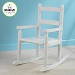 2-Slat Rocker - White