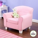 Laguna Chair Pink with Slip Cover
