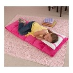 Adjustable Lounger w/Slip Cover - Hot Pink