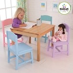 Seaside Table & Chair Set