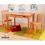 Avalon Table and Chair Set - Honey