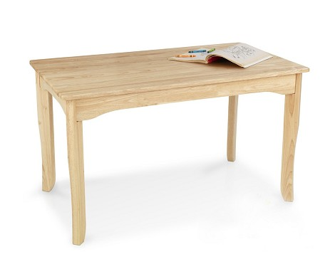 Long Oslo Table - Natural - DISC