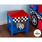 Racecar Side Table