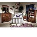 American Spirit Metal Bedroom Set