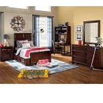 Benchmark Panel Bedroom Set