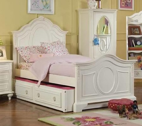 Enchantment Panel Bed
