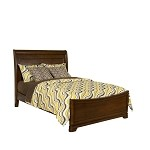 Newport Beach Twin Sleigh Bed