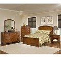 Newport Beach Panel Bedroom Set
