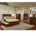 Newport Beach Sleigh Bedroom Set