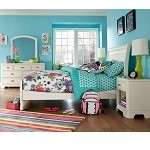 Park City Bedroom Set White