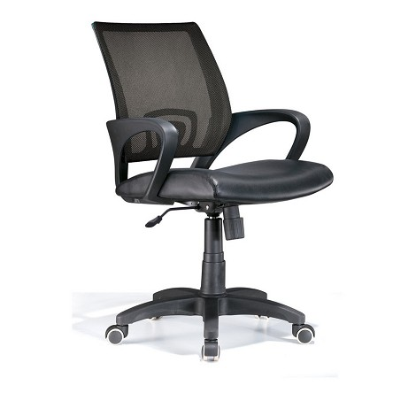 Officer Office Chair Black