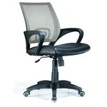 Officer Office Chair Silver