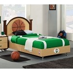 NBA Basketball Boston Celtics Twin Bed