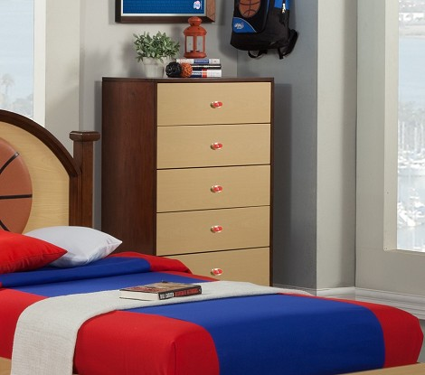 NBA Basketball Los Angeles Clippers Chest of Drawers
