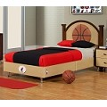 NBA Basketball Miami Heat Twin Bed