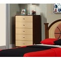 NBA Basketball Miami Heat Chest of Drawers