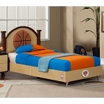 NBA Basketball New York Knicks Twin Bed