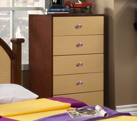 NBA Basketball Los Angeles Lakers Chest of Drawers