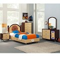 NBA Basketball Oklahoma Thunder Bedroom In A Box