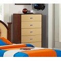 NBA Basketball Oklahoma Thunder Chest of Drawers