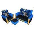 Batman Deluxe Toddler Sofa, Chair And Otto