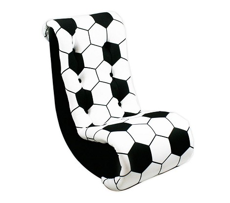 Dreamfurniture Com Soccer Video Rocker