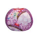 Cup Cake Collection Lavender Bean Bag