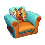 Scooby Doo Paws Small Standard Rocker