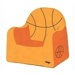 Playful Embroidery Little Reader - Basketball