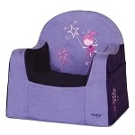 Playful Embroidery Little Reader - Fairy Purple