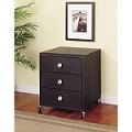 Z-Bedroom Mobile 3-Drawer Chest