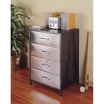 Monster Bedroom® 4-Drawer Chest