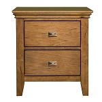 Northbridge Nightstand in Champagne