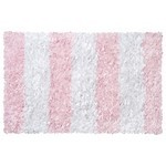 Kids Pink Stripe Shag