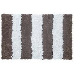 Kids Brown Stripe Shag